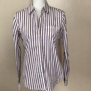 EUC Theory cotton shirt
